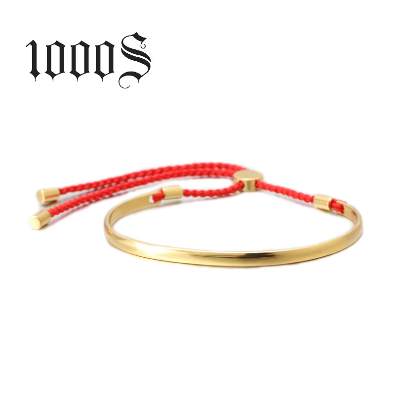 Factory direct foreign trade jewelry Europe and the United States original jewelry stainless steel bracelet lovers brace
